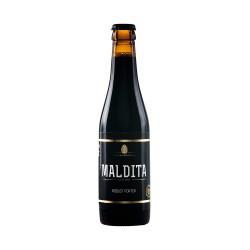 Cerveja Artesanal Maldita Robust Porter
