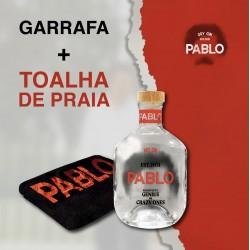 *Pack Gin Pablo e toalha de praia
