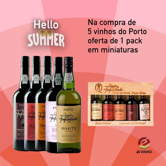 *Pack Quinta do Infantado Porto