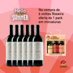 *Pack Roseira e Porto