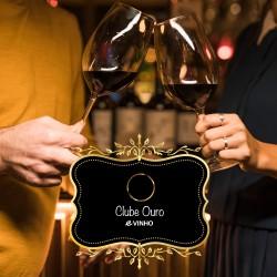Clube É vinho Ouro