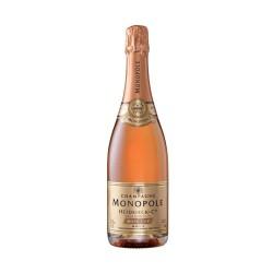 Monopole Rosé Top Brut Champagne