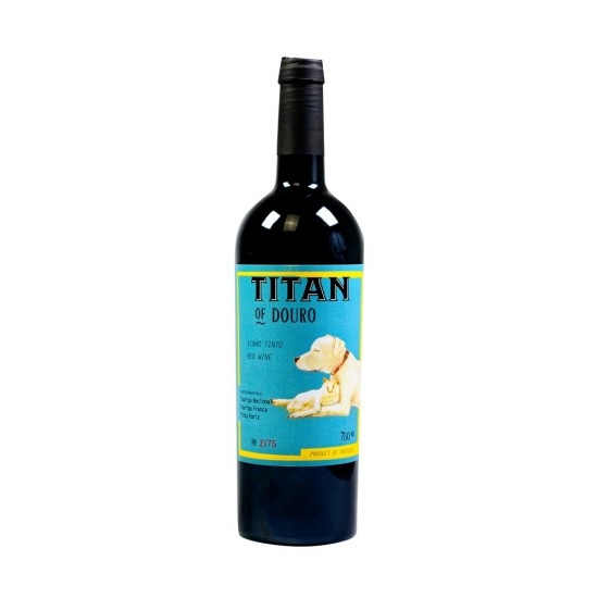Titan of Douro Colheita Selecionada Tinto 2018