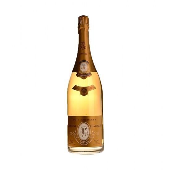 Champagne Louis Roederer Cristal Brut 1999