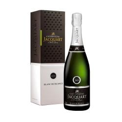 Champagne Jacquart Blanc de Blanc Vintage 2009 c/ estojo