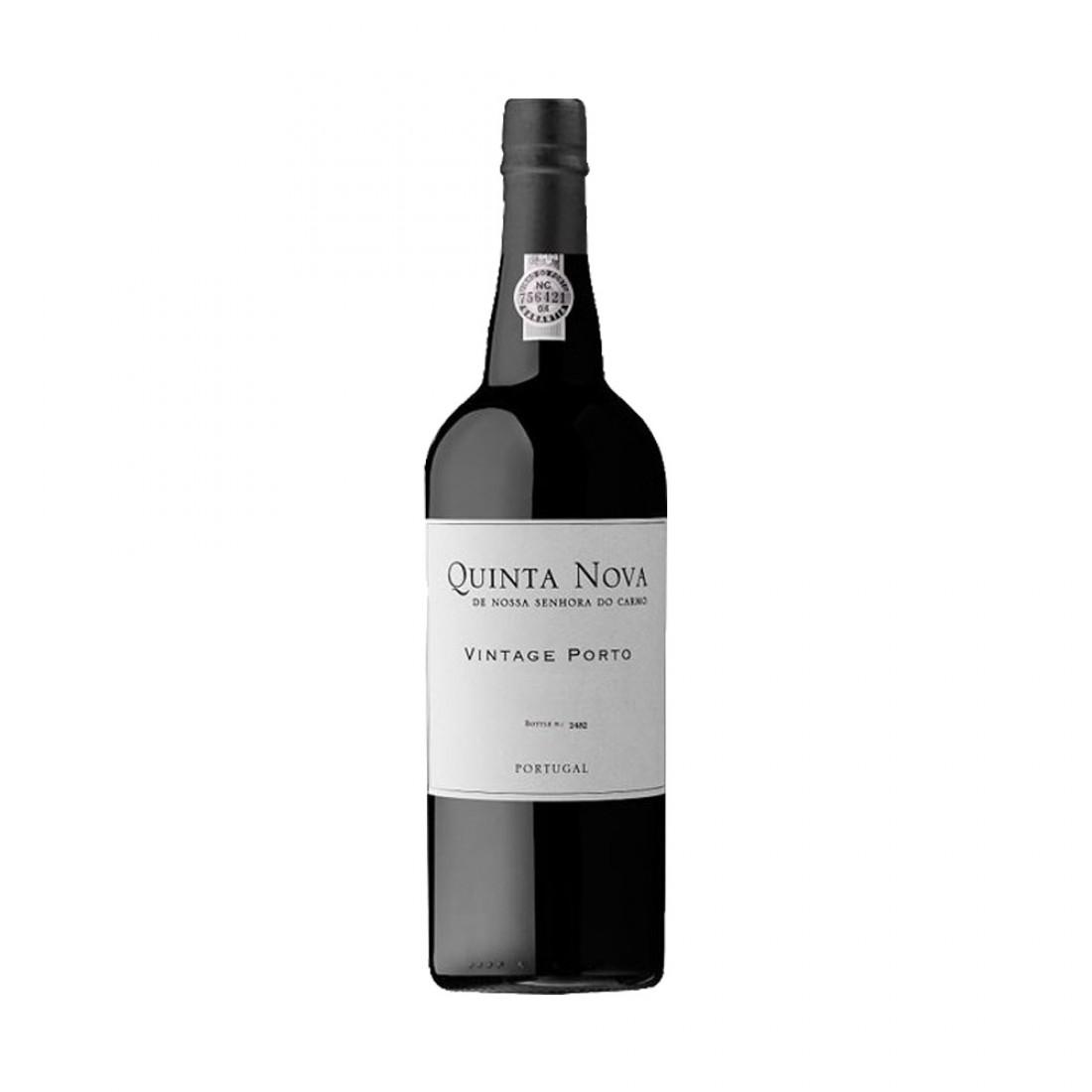 Vinho Do Porto Quinta Nova Senhora do Carmo Vintage 2008